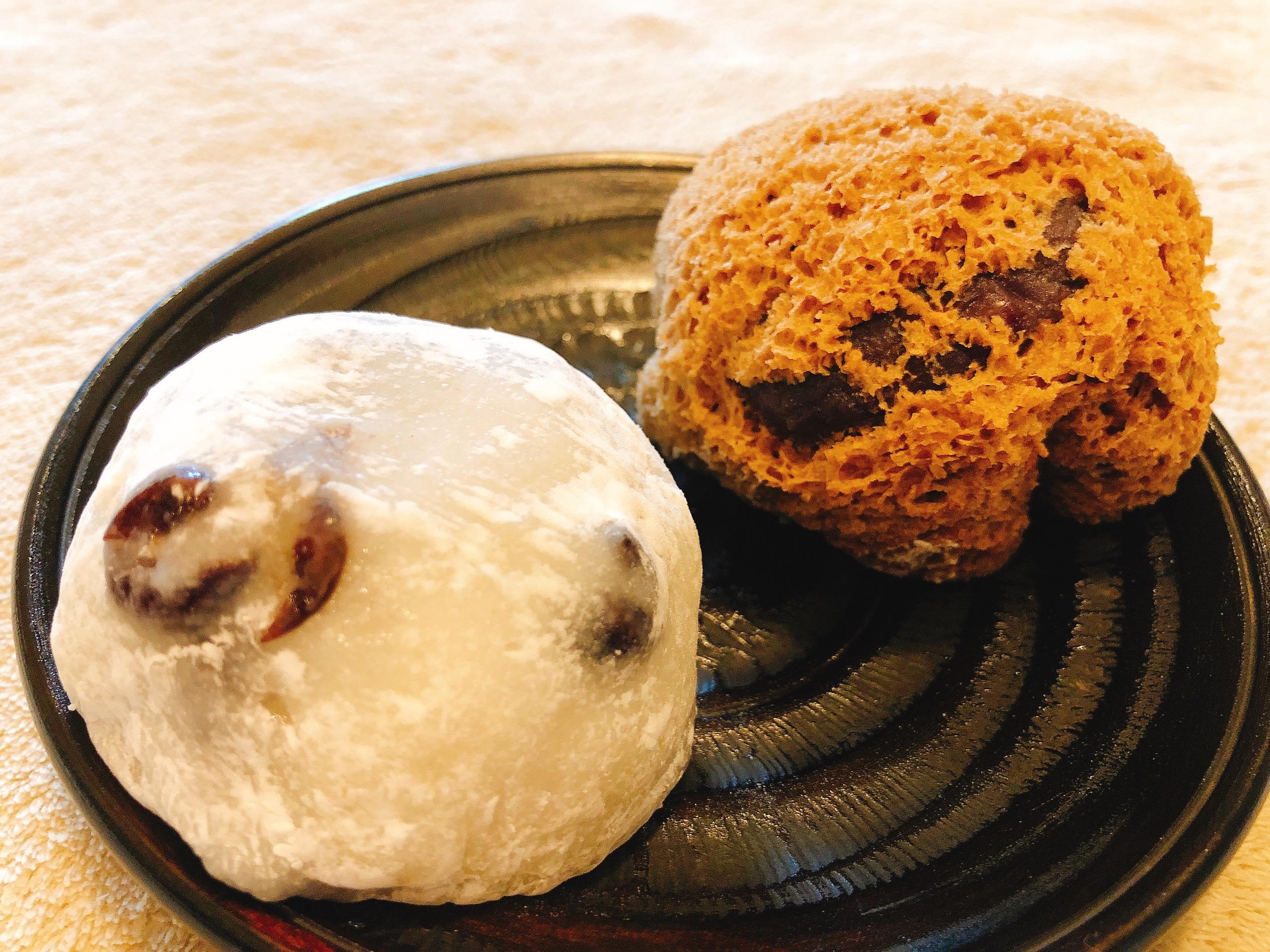 笹屋の和菓子