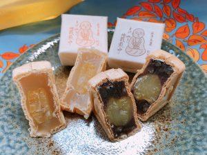まるやま千栄堂の和菓子