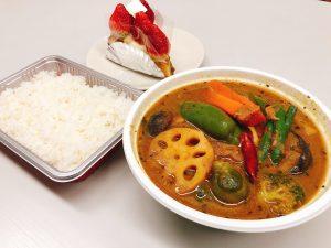 cafebotchi(カフェボッチ)でスープカレーをテイクアウト